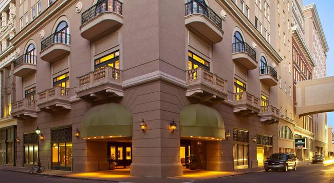 Courtyard by Marriott New Orleans French Quarter Iberville - New Orleans - Building