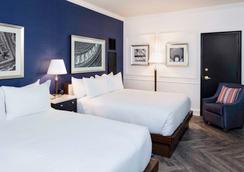 Phoenix Park Hotel - Washington - Kamar Tidur