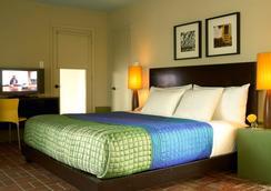 Belmont Hotel - Dallas - Kamar Tidur