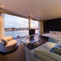 Sala Rattanakosin Bangkok Arun river view suite