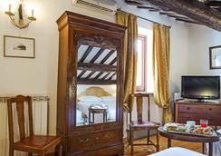 Hotel Fontana - Roma - Kamar Tidur
