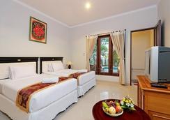 U Tube Hotel & Spa by Shailendra - South Kuta - Kamar Tidur