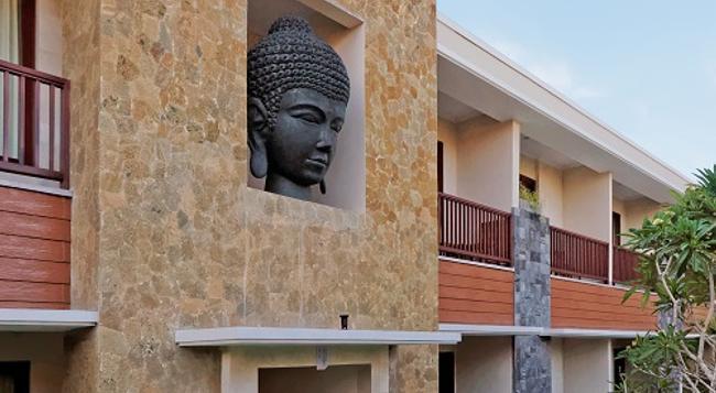 U Tube Hotel & Spa by Shailendra - Ungasan - Outdoor view