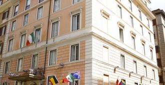 Hotel Torino - Roma - Bangunan