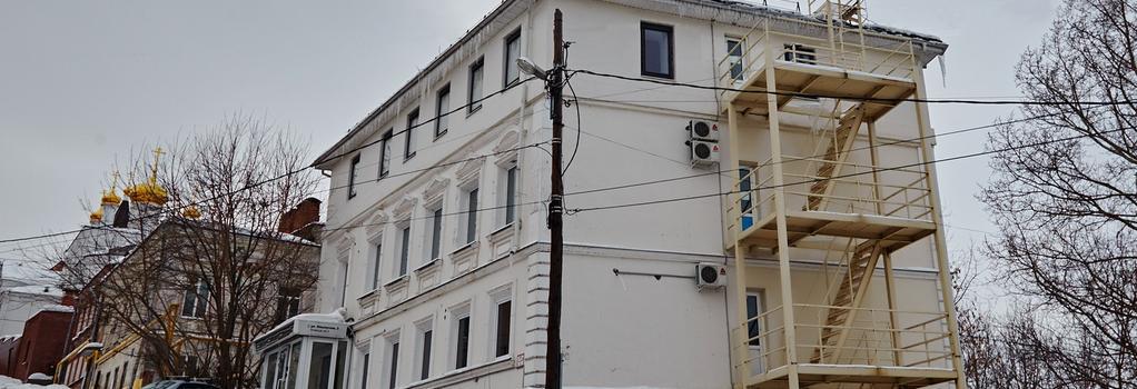 Baget Hotel - Nizhniy Novgorod - Building