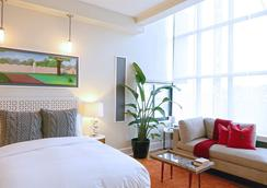 Henry Norman Hotel - Brooklyn - Kamar Tidur