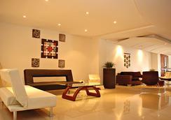 Sercotel Toscana Plaza Hotel - Cali - Lobi