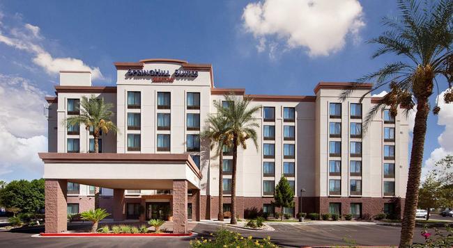 SpringHill Suites by Marriott Phoenix Downtown - Phoenix - Building