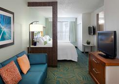 SpringHill Suites by Marriott Phoenix Downtown - Phoenix - Kamar Tidur