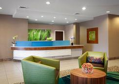 SpringHill Suites by Marriott Phoenix Downtown - Phoenix - Lobi