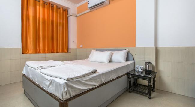 Backpacker Panda Delhi - New Delhi - Bedroom