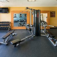 Hotel RL Salt Lake City by Red Lion UTSLDT Fitness BE
