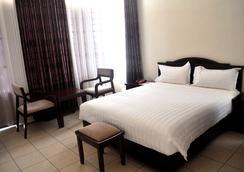 Quiet Haven Hotel - Kigali - Kamar Tidur