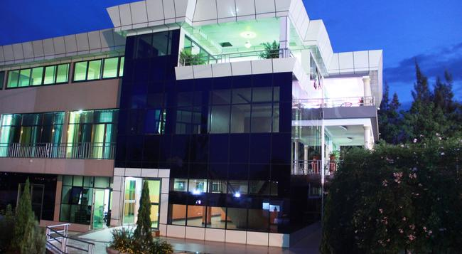 Olympic Hotel - Kigali - Building