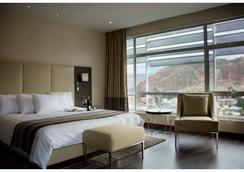 Casa Grande Hotel - La Paz - Kamar Tidur