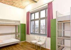 Pfefferbett Hostel - Berlin - Kamar Tidur