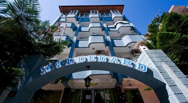 Hildegard Hotel - Alanya - Building