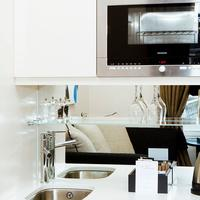 Fraser Suites Edinburgh In-Room Kitchen