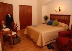 Hotel Casa Antigua - Oaxaca - Kamar Tidur