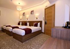 London Kings Hotel - London - Kamar Tidur