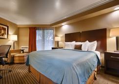 Best Western PLUS Wine Country Inn & Suites - Santa Rosa - Kamar Tidur