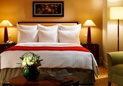 Marriott Executive Apartments London West India Quay - London - Kamar Tidur