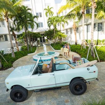 The Hall South Beach - Miami Beach - Pemandangan luar