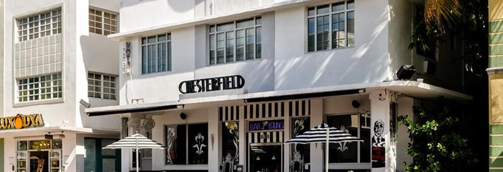 Chesterfield Hotel & Suites - Miami Beach - Building
