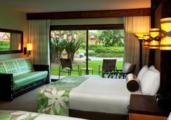 Disney's Polynesian Resort - Lake Buena Vista - Kamar Tidur