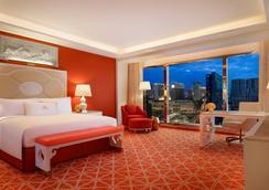 Wynn Palace - Makau - Kamar Tidur