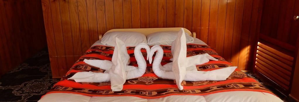 Elva´s House - Cusco - Bedroom