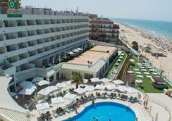 On Hotels Oceanfront Designed for Adults - Matalascañas - Kolam