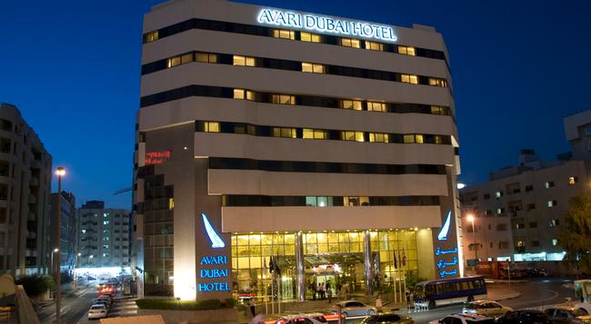 Avari Dubai Hotel - Dubai - Building