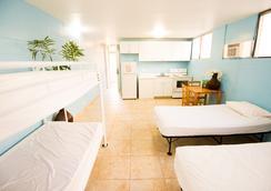 Waikiki Beachside Hostel - Honolulu - Kamar Tidur