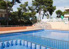 Hotel Palma Playa-Los Cactus - Palma de Mallorca - Kolam
