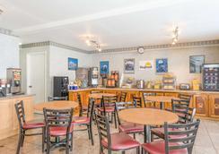 Days Inn Monterey Downtown - Monterey - Restoran