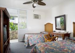 Pacific Marina Inn Airport Hotel - Honolulu - Kamar Tidur