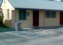 Palm City Motel - Fort Myers - Pemandangan luar