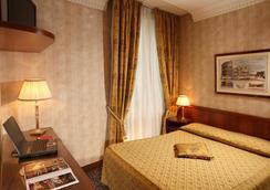 Hotel Condotti - Roma - Kamar Tidur