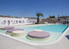 Madoupa Boutique Hotel - Mykonos - Kolam