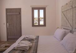 Madoupa Boutique Hotel - Mykonos - Kamar Tidur
