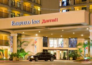 Fairfield Inn by Marriott Anaheim Resort