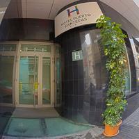 Hotel Puerto Canteras Hotel Entrance