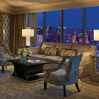 Four Seasons Hotel Las Vegas Living Area