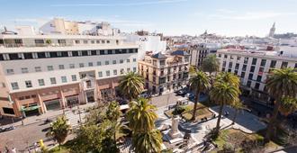 Hotel Derby Sevilla - Sevilla - Bangunan