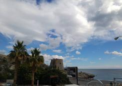 Hostal La Torre - Almuñecar - Pantai