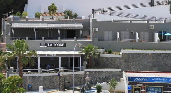 Hostal La Torre - Almuñecar - Bedroom