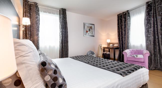 Seven Urban Suites Nantes - Nantes - Bedroom