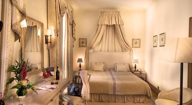 Hotel Real Palacio - Lisbon - Bedroom