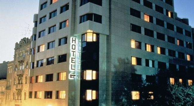 Hotel Real Parque - Lisbon - Building